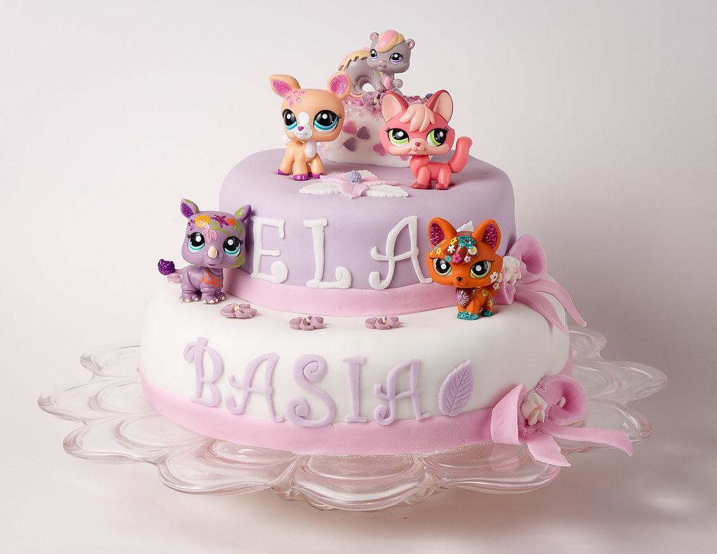 Littlest Pet Shop Cake Ideas