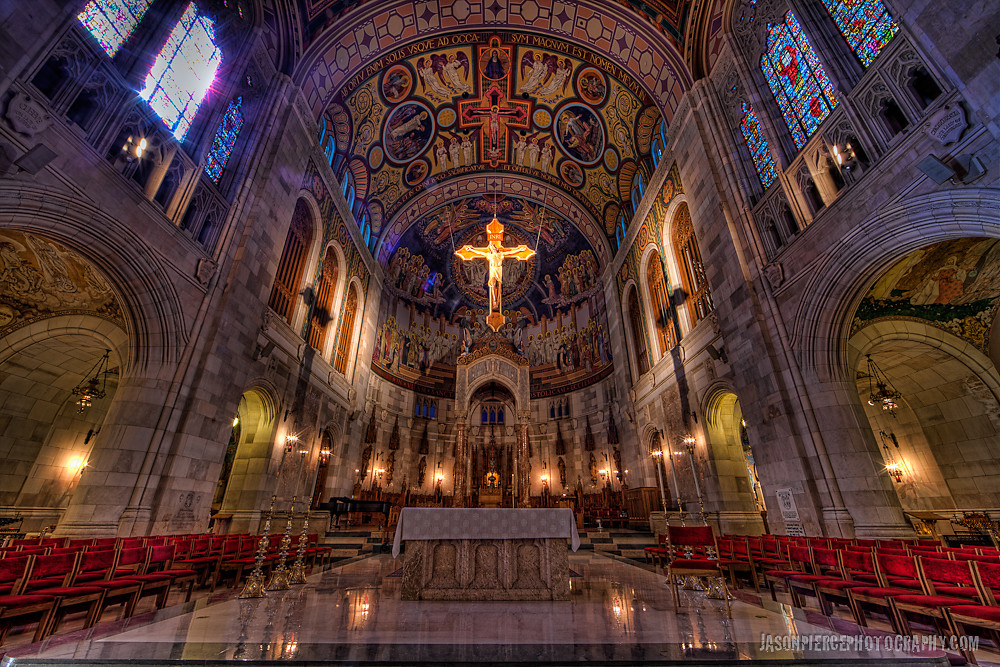 the biggest, and most beautiful church in Ohio | Rosary ... Beautiful Churches