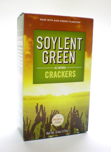 Soylent Green Crackers 1 | by TheFoodJunk