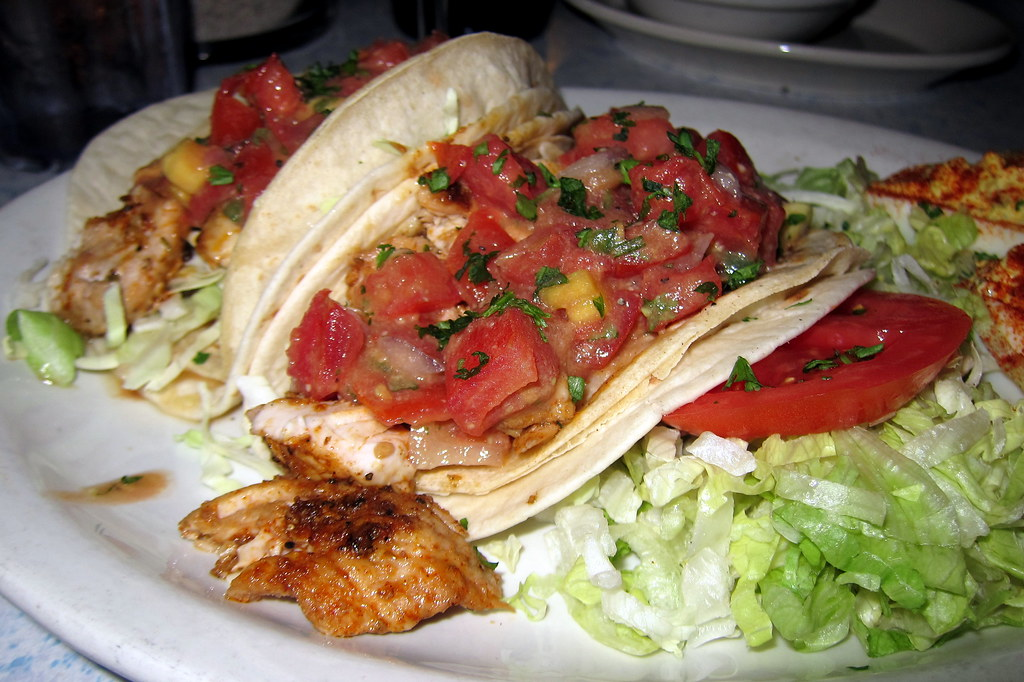 Fish Tacos Restaurant Menu