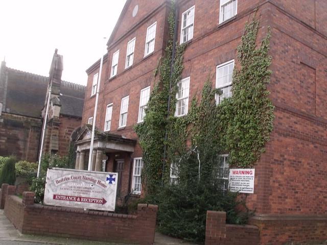 Beatrice Court Nursing Home 36 St John Street Lichfield