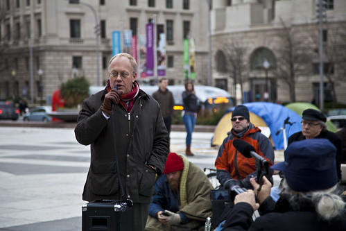 Chris Hedges Speaks at Occupy DC | by Shrieking Tree