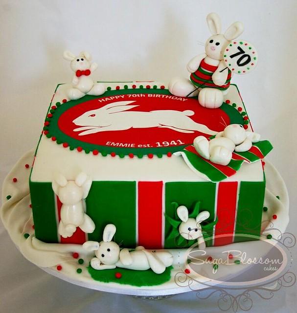 Nrl Cake Ideas