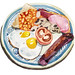 Full English Breakfast Painting