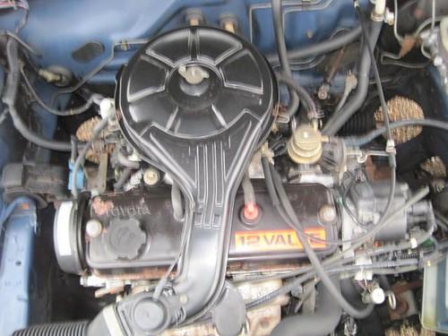 1987 Toyota Corolla 1 3 Dx Engine Autowereld Nl