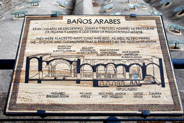 Ronda banos arabes built at the end of the 13c in the ar flickr photo sharing - Banos arabes de ronda ...