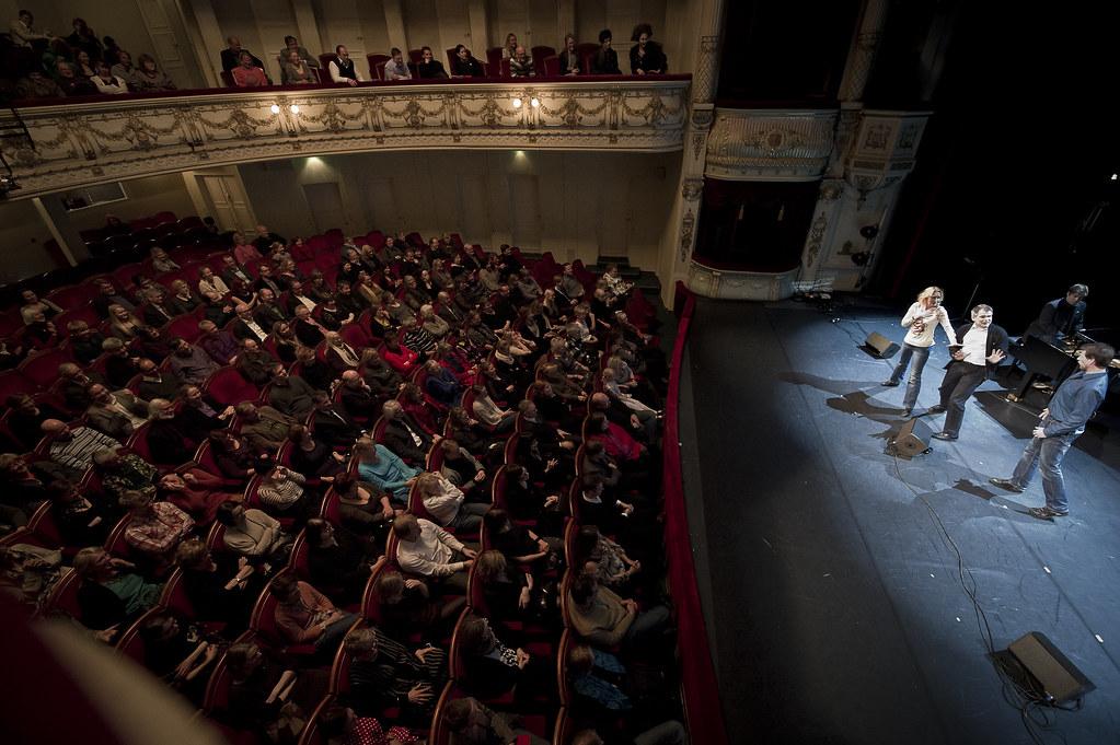Kirsti Kuosmanen, Teijo Eloranta, Jouni Kannisto ja Tobias… | Flickr