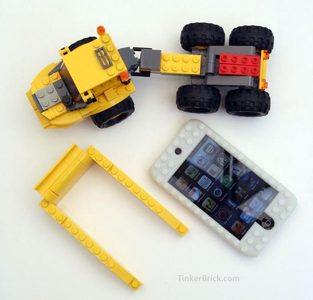 Lego Building Materials