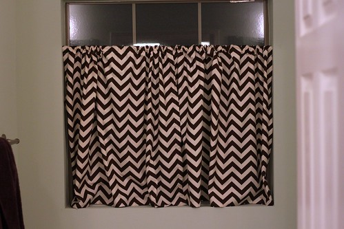Bathroom Curtains | by niftyfoodie