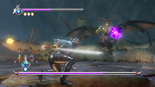 Ninja Gaiden Sigma Plus for PS Vita | by PlayStation.Blog