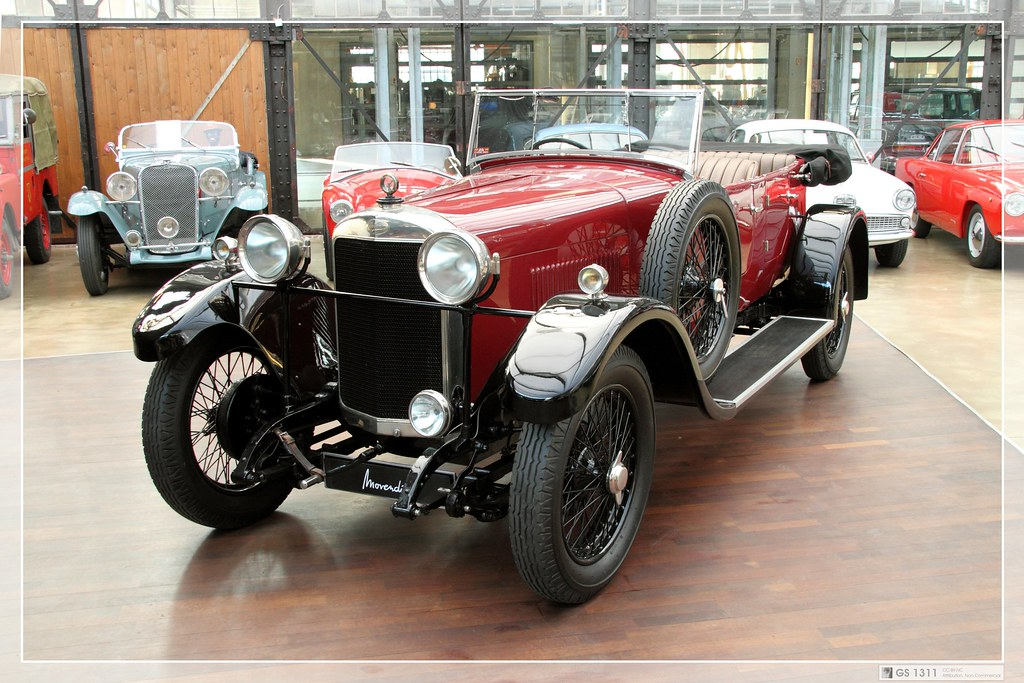 1924 1927 Sunbeam 20 60 Hp 03 Sunbeam Was A Marque