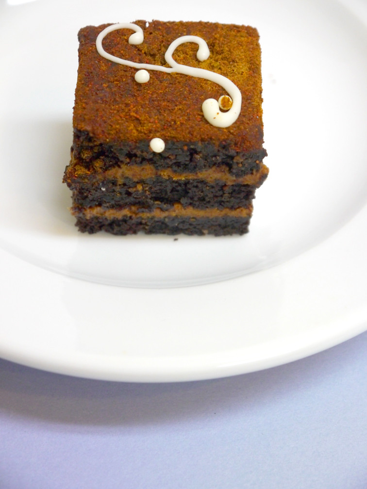 Chili Chocolate Cake Mexican
