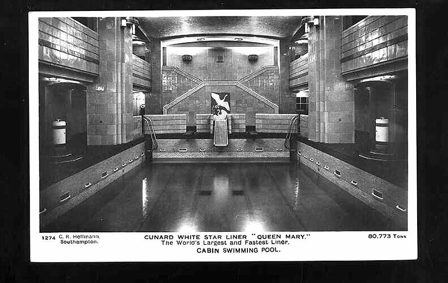 Queen mary swimming pool 01 darkmagicianchick flickr - Queen mary swimming pool victoria ...