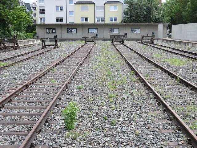 Lipsia, Memoriale agli Ebrei Deportati della Città