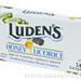 Ludens Honey Licorice