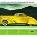 1938 Nash Ambassador Six Cabriolet