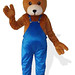 Brown Teddy Bear Halloween Costume