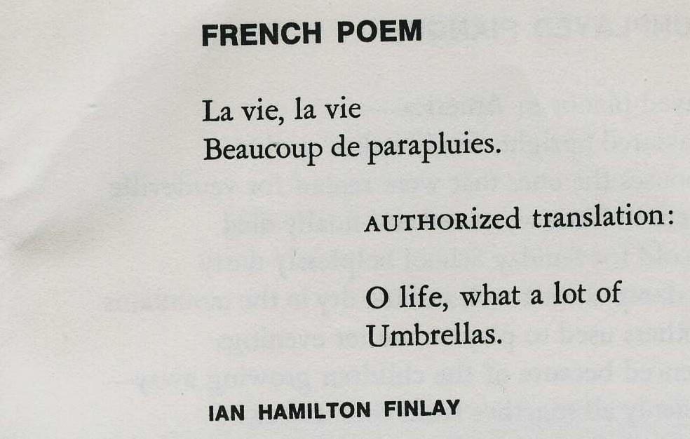 french poem | Natasha King | Flickr