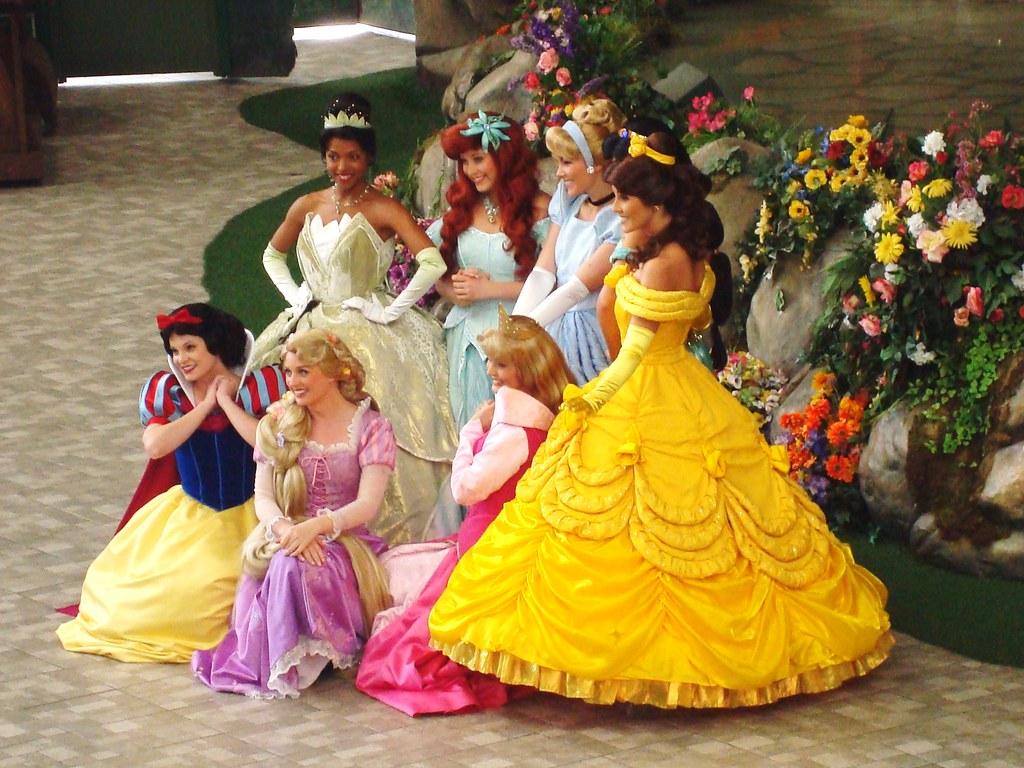 Princess Gathering | Flickr