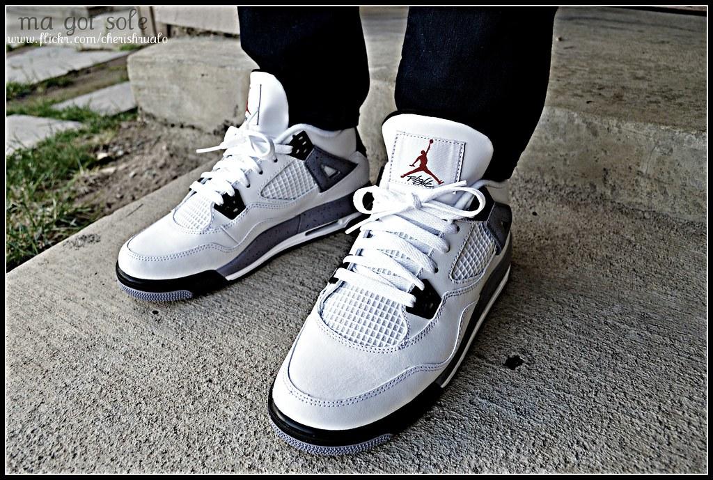 Jordan  Cement Shoe Laces