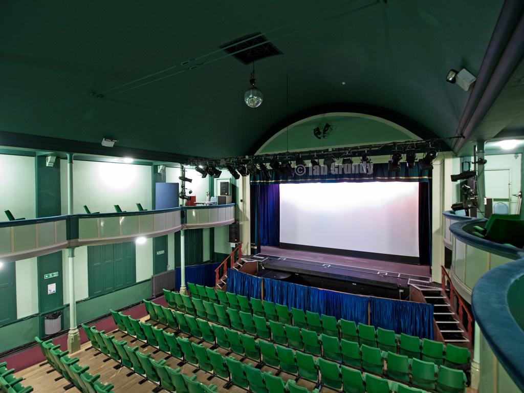 Whitby pavilion 9567 spa pavilion theatre whitby the for R b salon coimbatore