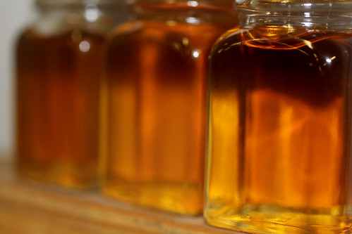 Spectrophotometric Analysis maple syrup