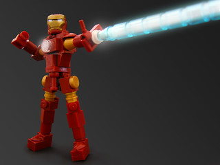 I Am Iron Man | by Legohaulic