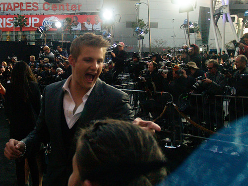 The Hunger Games U.S. Red Carpet Premiere Weekend | by Natasha Baucas