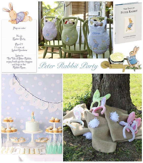 Peter Rabbit Party Flickr Photo Sharing