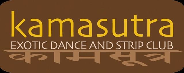 KamaSutra Exotic Dance and Strip Club Logo  Opening 23rd Ma