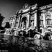 Rome Postcard: Trevi Fountain