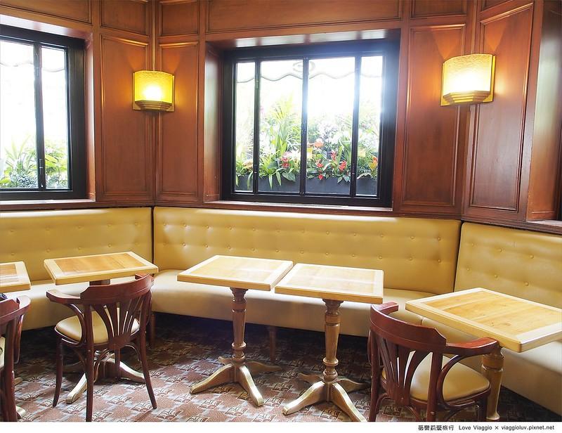 【巴黎 Paris】塞納河左岸花神咖啡館 小散步聖日耳曼大道 巴黎人的日常生活Café de Flore @薇樂莉 Love Viaggio | 旅行.生活.攝影