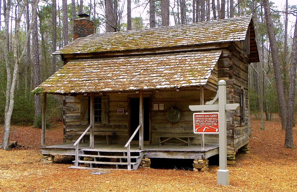 The pioneer log cabin callaway gardens pine mountain ga flickr for Callaway gardens cabin rentals