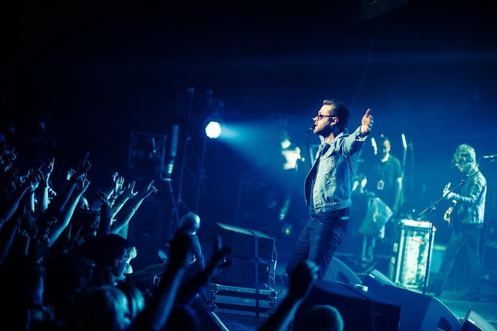 Kasabian Live Concert @ Cirque Royal Bruxelles-3353   Flickr ...