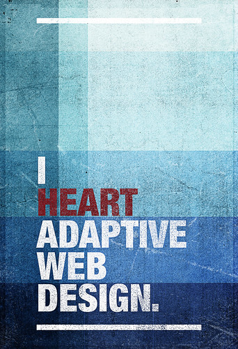 I ♥ adaptive web design | by Simon Birky Hartmann
