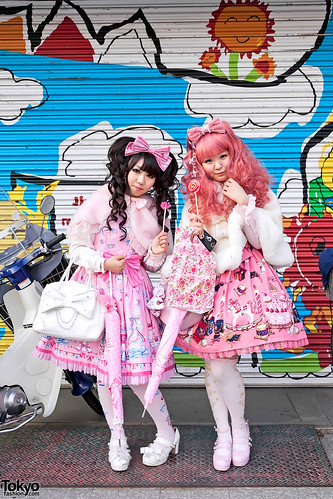 Sweet Lolita, Harajuku | by tokyofashion