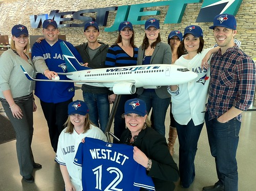 Batter up! | by WestJet Airlines