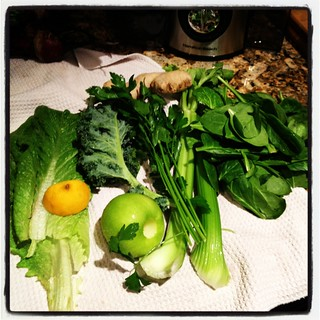 Green Juice | by Hungry Housewife