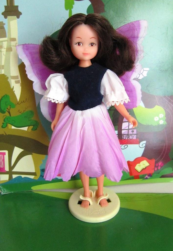 Heliotrope Flower Fairy Heliotrope Fairy