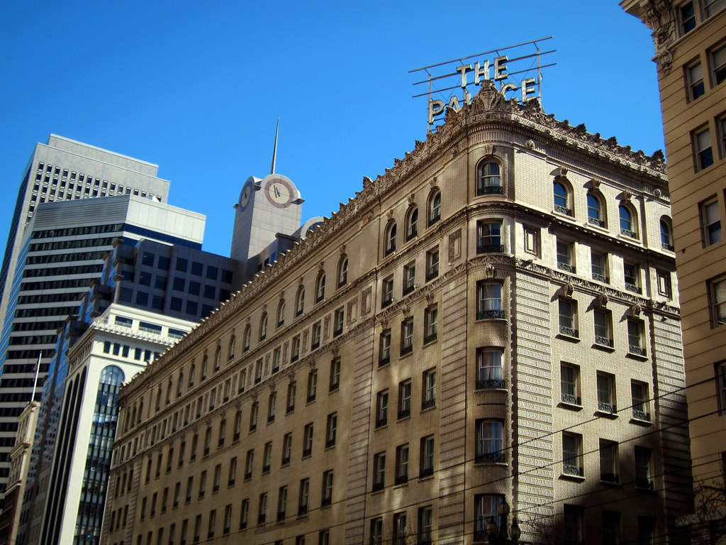 San francisco soma palace hotel san francisco the for Design hotel mr president karadjordjeva 75