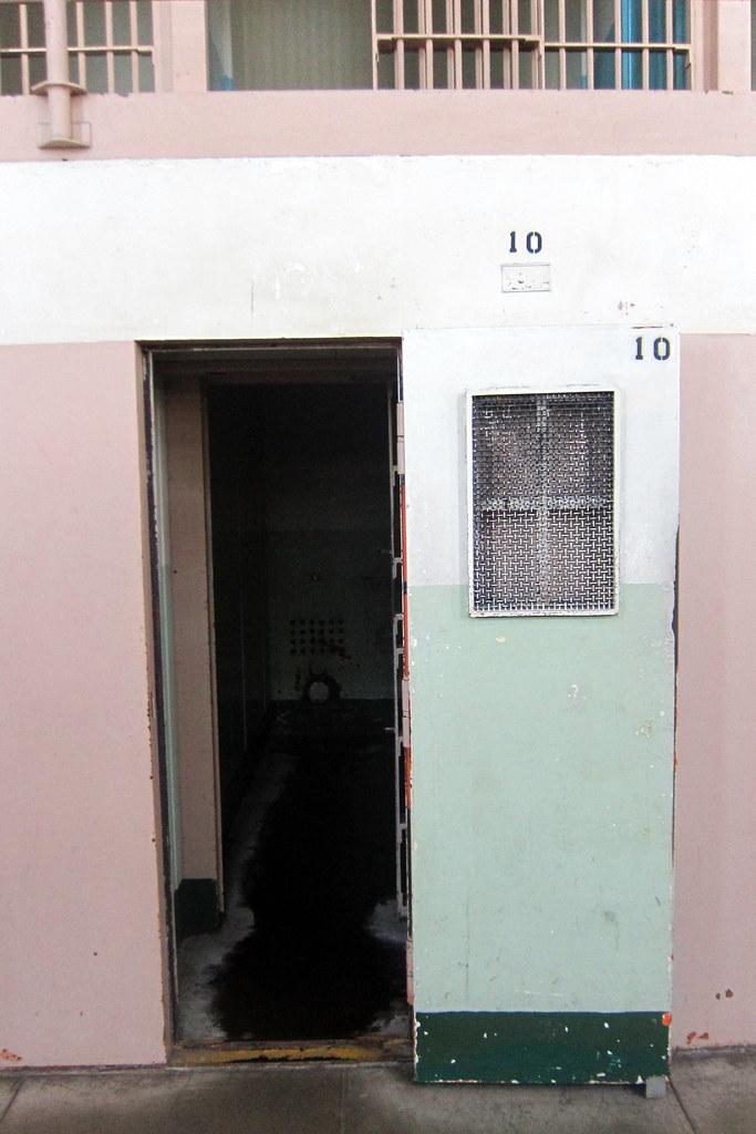 Inside Alcatraz The Hole San Francisco - Alcatr...