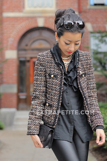 no5jacket5 | by ExtraPetite.com