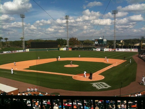 Detroit Tigers Spring Training | by Catch Central Florida