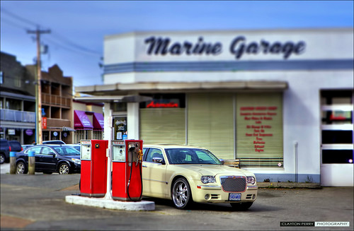 Marine Garage | by Clayton Perry Photoworks
