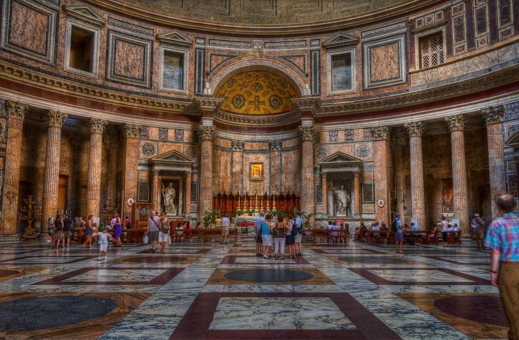 Pantheon Interior   Rome, Italy   jpguk   Flickr