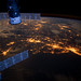 U.S. Eastern Seaboard at Night from the ISS