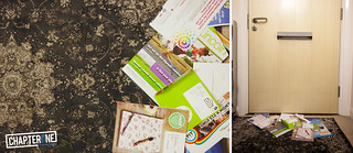 Carbon Fast 2012. March 12th - Action: 'Register to stop junk mail' | by wearechapterone