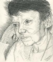 Marion Lokin by Jutta Richter