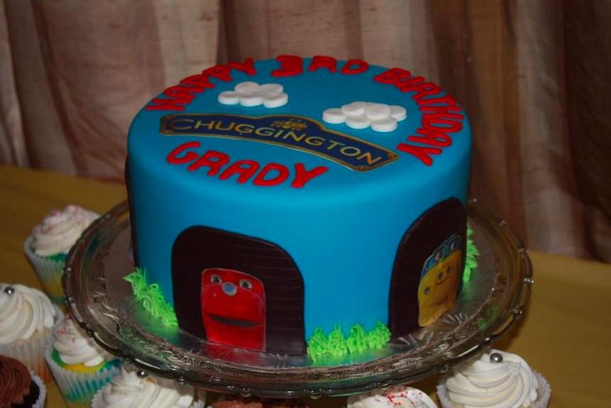 Chuggington Cake Pan