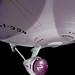 First Pilot Enterprise Lower Saucer and Sensor/Deflector Dish